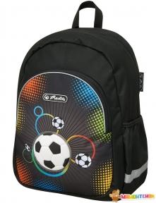 cb40e50e30e7 Рюкзак детский Herlitz Children's Backpack Soccer - отзывы, фото ...